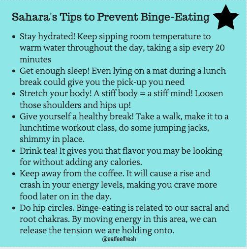 The Psychology Behind Binge-Eating Part 1: Why We Binge