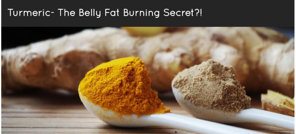 eat feel fresh turmeric burn belly fat