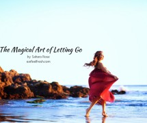The Magical Art of Letting Go and Creating Space For New: Lessons from Marie Kondo