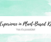 My Experience on Plant-Based Ketosis (Yes It's Possible!)