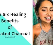 The Six Healing Benefits of Activated Charcoal