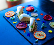 Key-Lime Cheesecake (Raw-Vegan, Keto, Paleo, Dairy-Free, Sugar-Free)