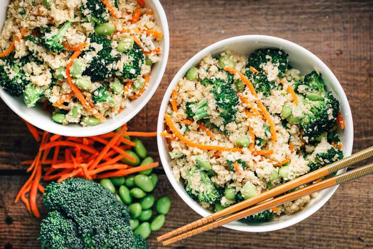 Recipe archives eat feel fresh cauliflower is a low calorie low glycemic alternative to rice that is higher in fiber and phytonutrients this recipe has the same indulgent savory taste forumfinder Images